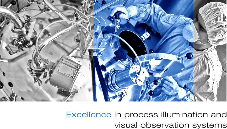 Max mueller ag process illumination and visual
